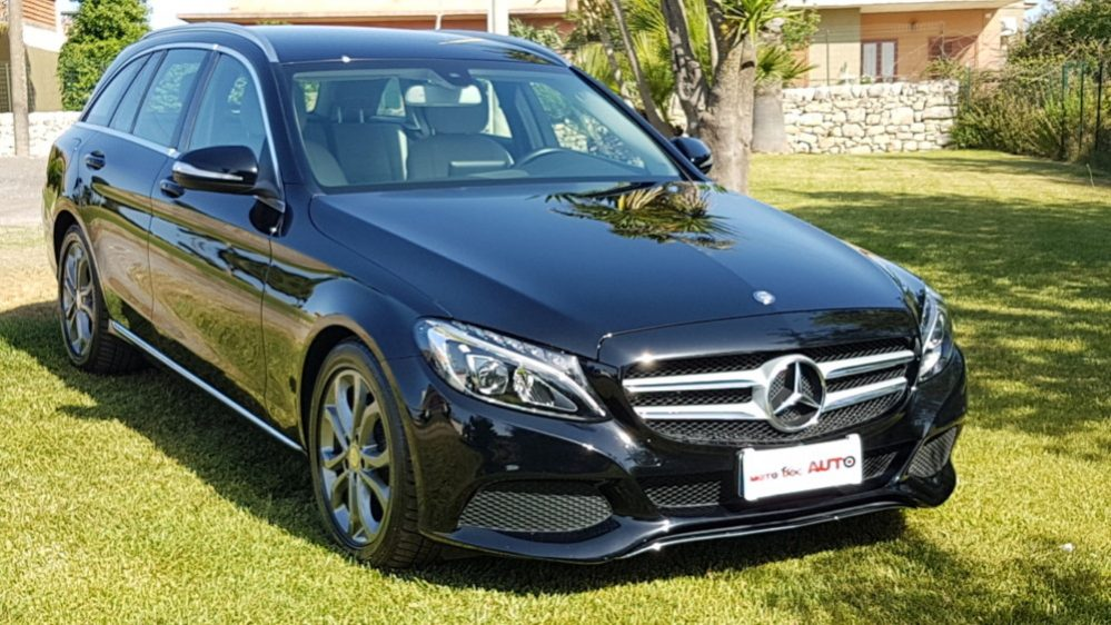 Mercedes-Benz C 200 BlueTEC S.W. Automatic Sport