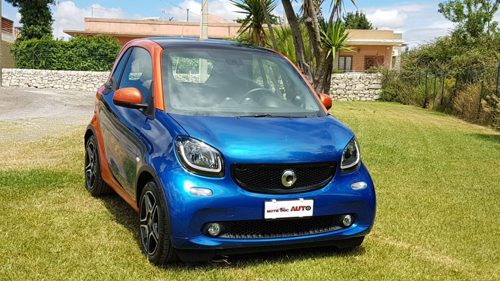 Smart ForTwo COUPE 90cv 0.9 66kW TURBO Passion Twinamic