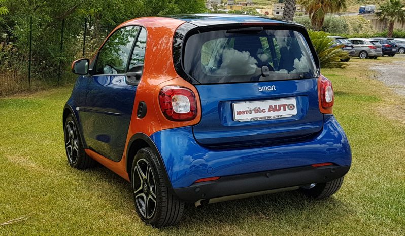 Smart ForTwo COUPE 90cv 0.9 66kW TURBO Passion Twinamic pieno