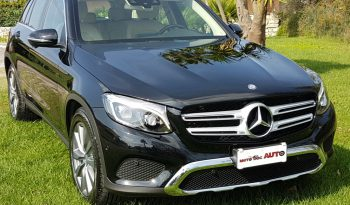 Mercedes-Benz GLC GLC 220 CDI 4 MATIC SPORT pieno