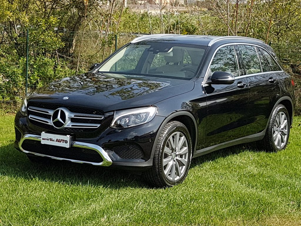 Mercedes-Benz GLC GLC 220 CDI 4 MATIC SPORT