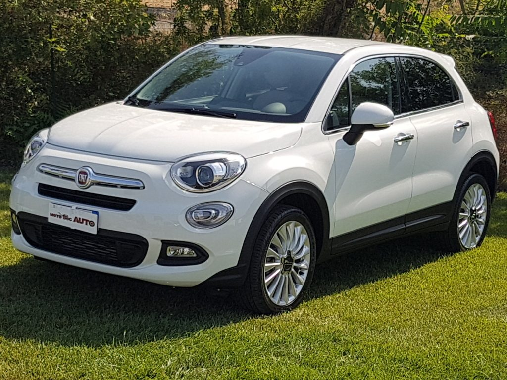 FIAT 500X 1.6cc 120cv LOUNGE BUSINESS NAVI