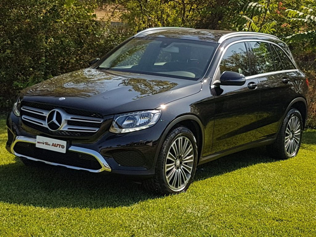 MERCEDES GLC 220D 4MATIC BUSINESS NAVI