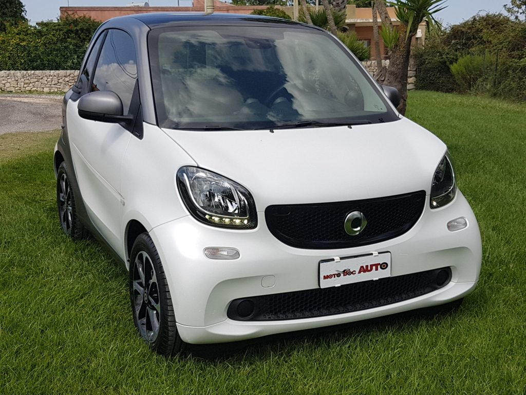 SMART FORTWO 900cc TURBO 90cv PASSION AUTOMATICA