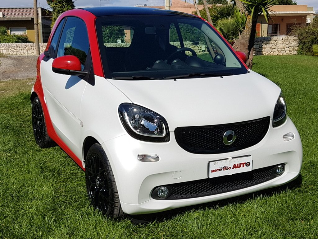 SMART FORTWO   0.9 Turbo Twinamic Radical 90cv