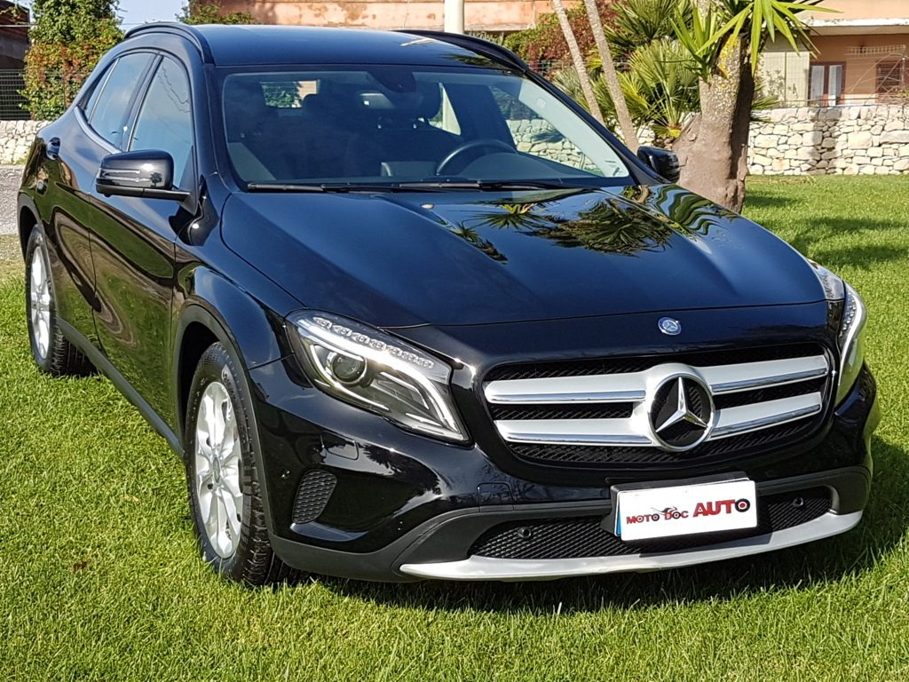 MERCEDES-BENZ GLA 200 CDI 4MATIC BUSINESS NAVI 136cv