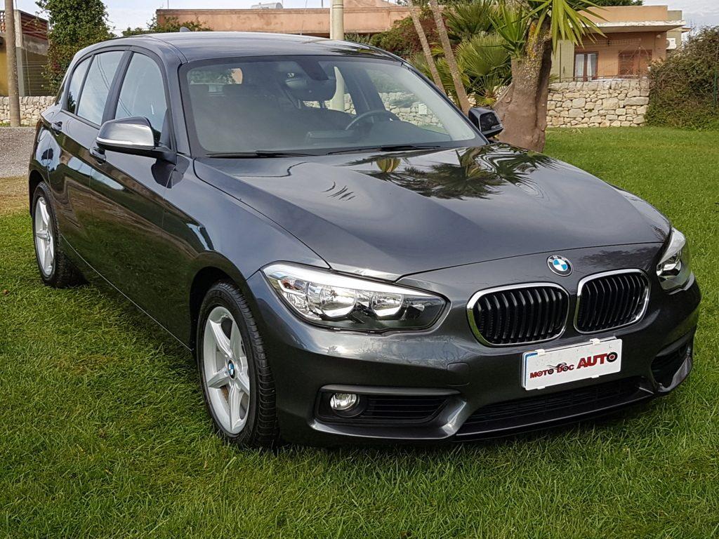 BMW SERIE 1 SPORT 118D 150cv