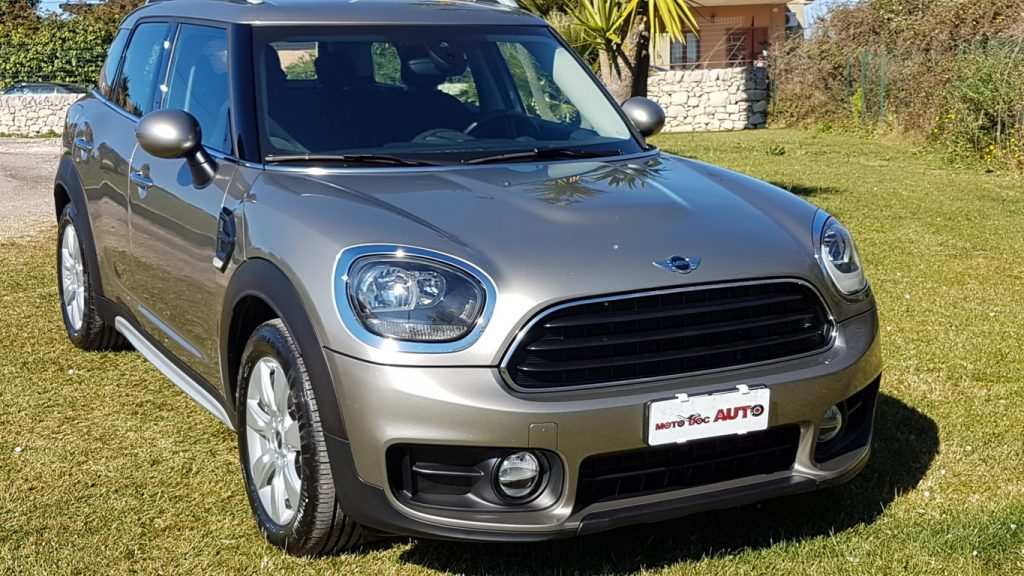 MINI Countryman 1.5 One D 116cv