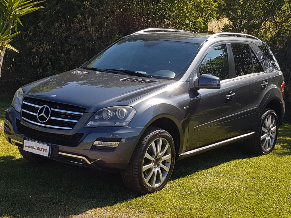 MERCEDES ML 350 CDI 4 MATIC GRAND EDITION 231cv