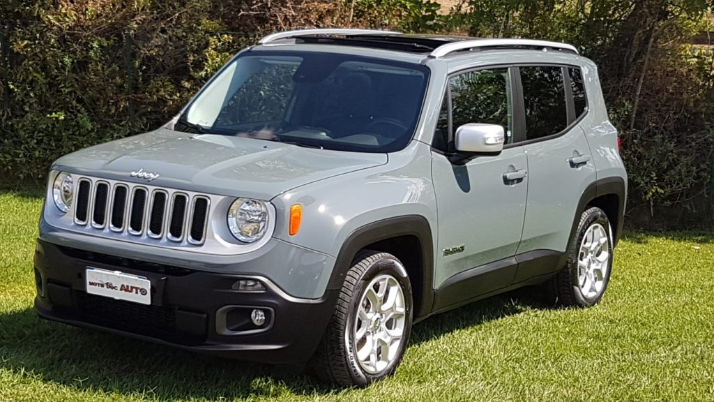 JEEP RENEGADE LIMITED 1.6 MTJ PANORAMIC 120cv