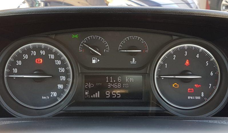 LANCIA Ypsilon 1.2 69 CV 5 porte GPL Ecochic Elefantino Blu pieno