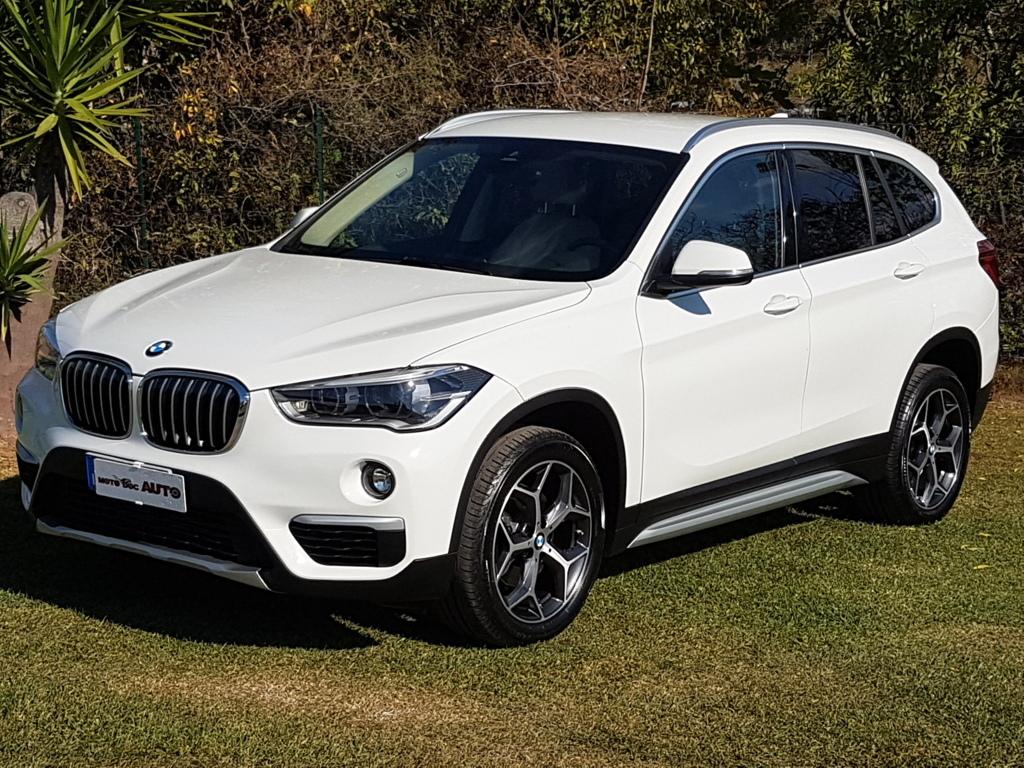 BMW X1 18D S-DRIVE 150cv X-LINE