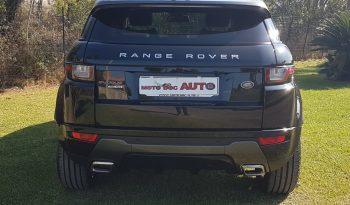 LAND ROVER RANGE ROVER EVOQUE 2.0 TD4 180CV HSE DYNAMIC PANORAMIC pieno