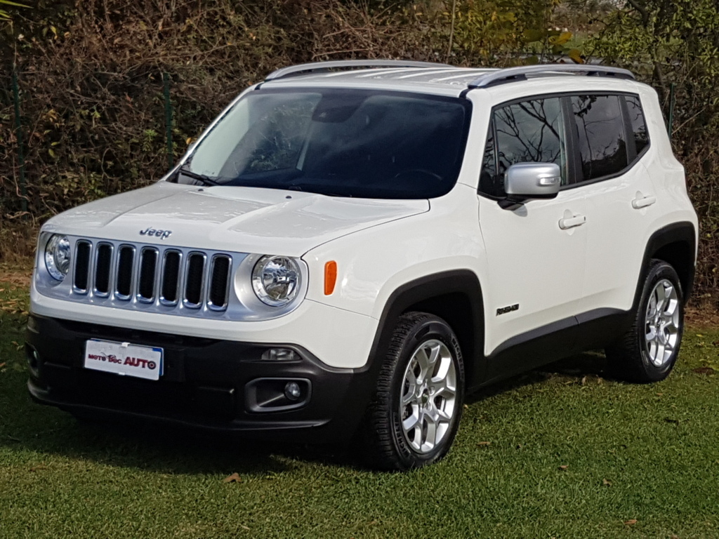 JEEP RENEGADE LIMITED 1.6 MTJ 120cv