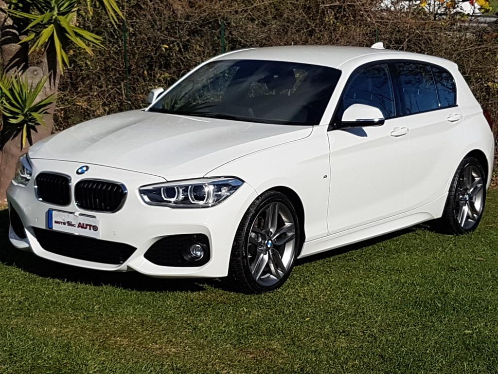 BMW SERIE 1 M-SPORT 118D 150cv AUT.