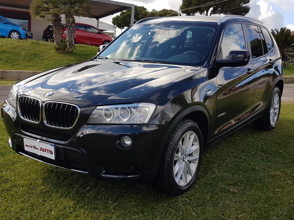 BMW X3 2.0D X-DRIVE 184cv FUTURA