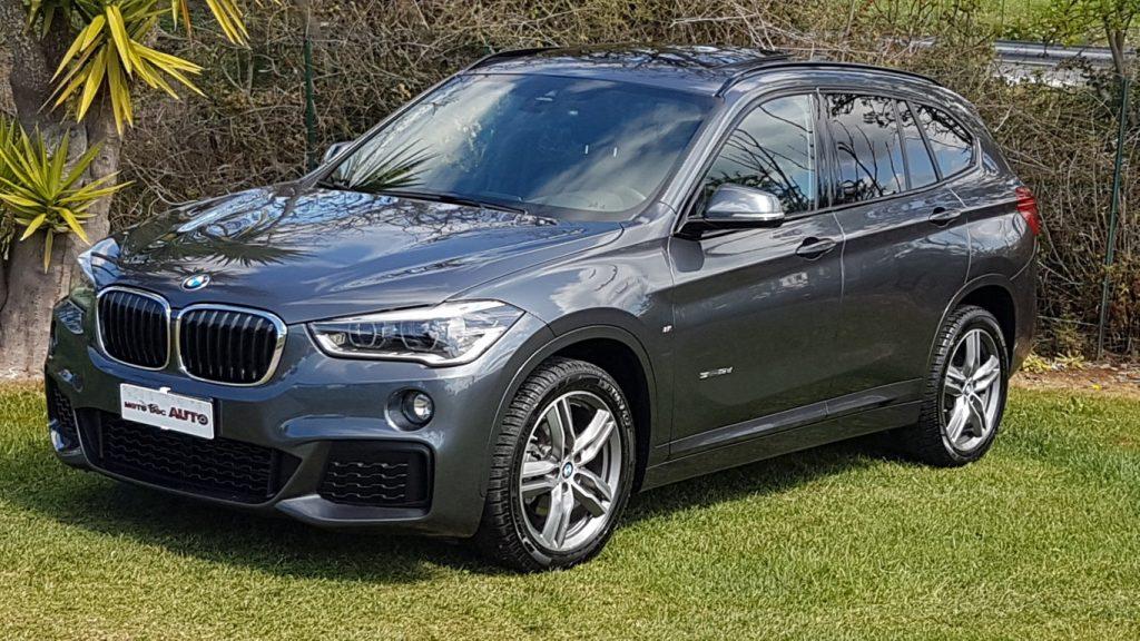 BMW X1 S-DRIVE 18D M-SPORT PANORAMIC 150cv