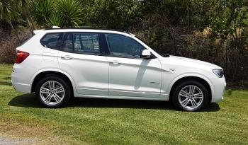 BMW X3  X-DRIVE 20D M-SPORT AUT. 4X4 194CV pieno